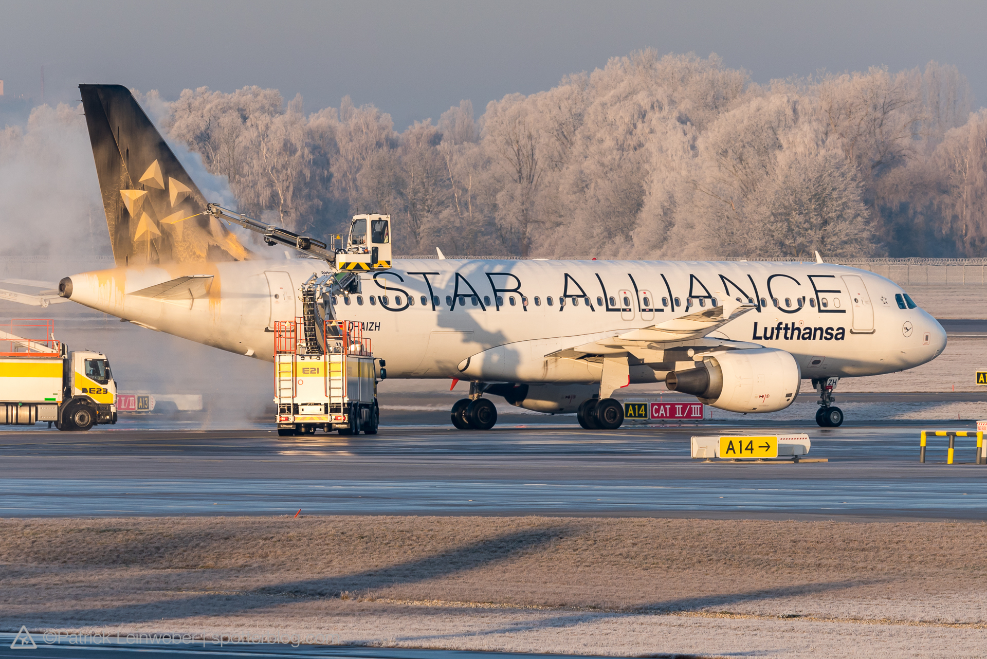 D-AIZH at EDDM on 03.01.2020