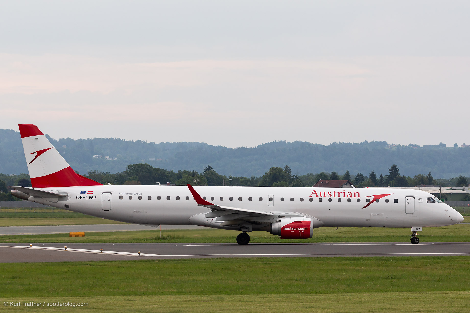 OE-LWP at LOWG on 05.06.2019