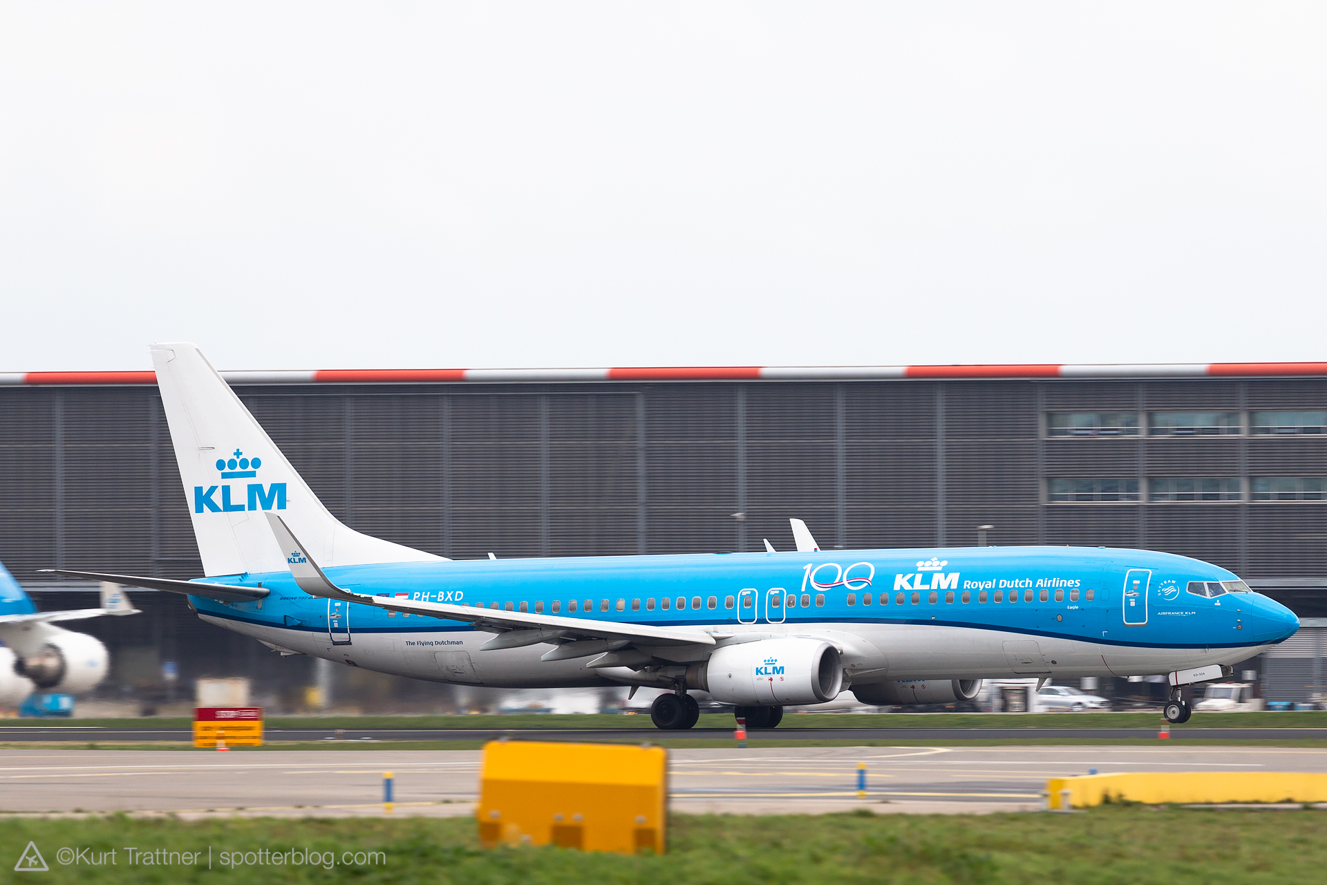 PH-BXD at EHAM on 08.03.2020
