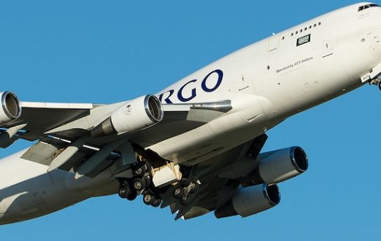 Boeing 747 My Cargo Airlines