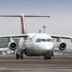 Swiss BAe 146 / Avro RJ100
